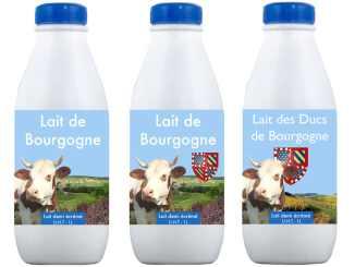 Lait de Bourgogne
