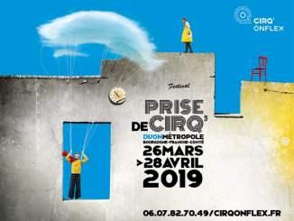 Festival Prise de Cirq' Dijon