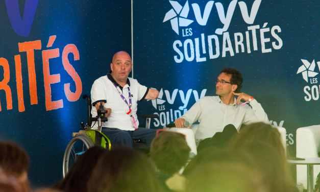 VYV Les Solidarités en images : le sport pour se dépasser