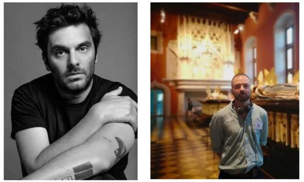 Ronan Le Page et Pio Marmaï à Dijon pour présenter « Je te promets d'être sage »