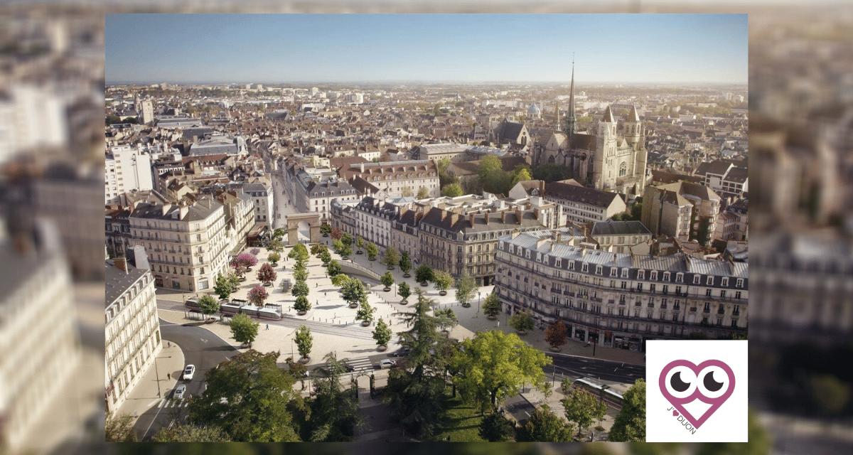 "J'Aime Dijon sur France Bleu Bourgogne : ""Dijon, la vivante !"""