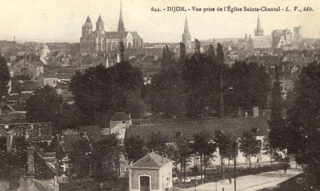 Vidéo – Un voyage dans le Dijon d'il y a 150 ans…