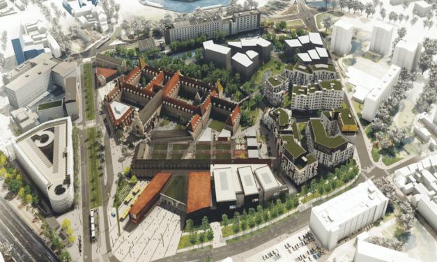 Visitez le chantier de la Cité Internationale de la Gastronomie et du Vin