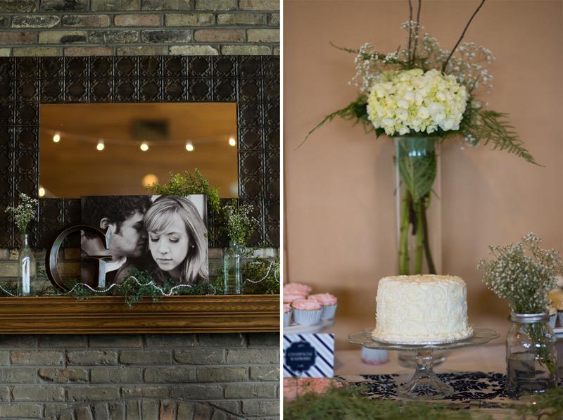 wedding-reception-green-cake-white