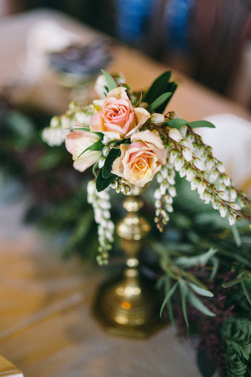 A Day in Provence wedding floral