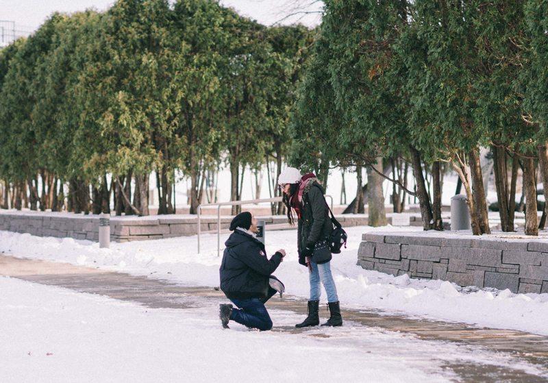 minneapolis proposal photography