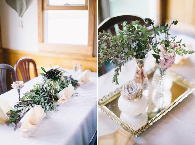 Minneapolis wedding photographer floral and reception decor