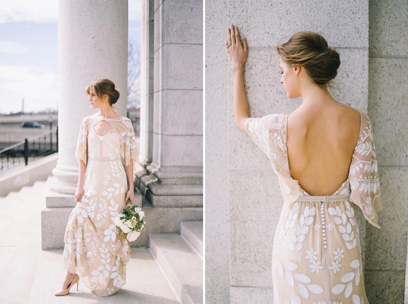 Minneapolis bridal portraits wedding