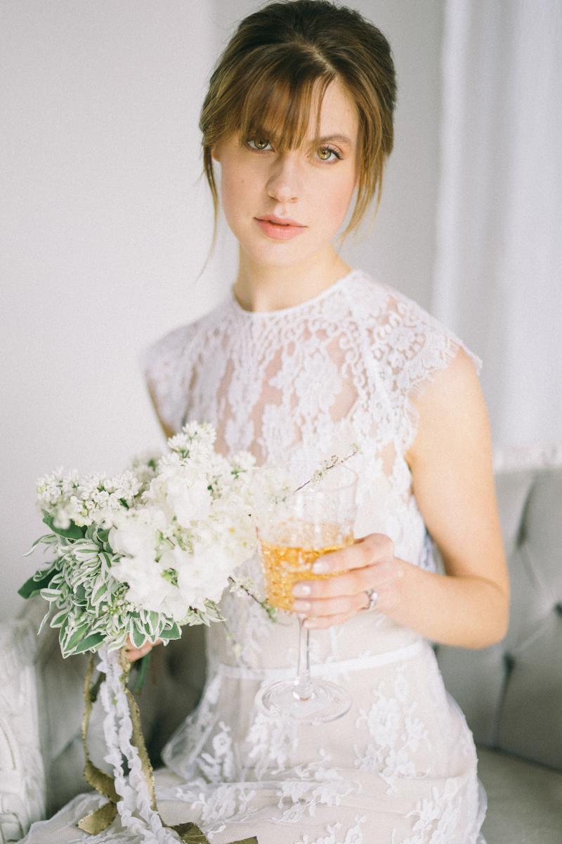 A&Be' Bridal dress