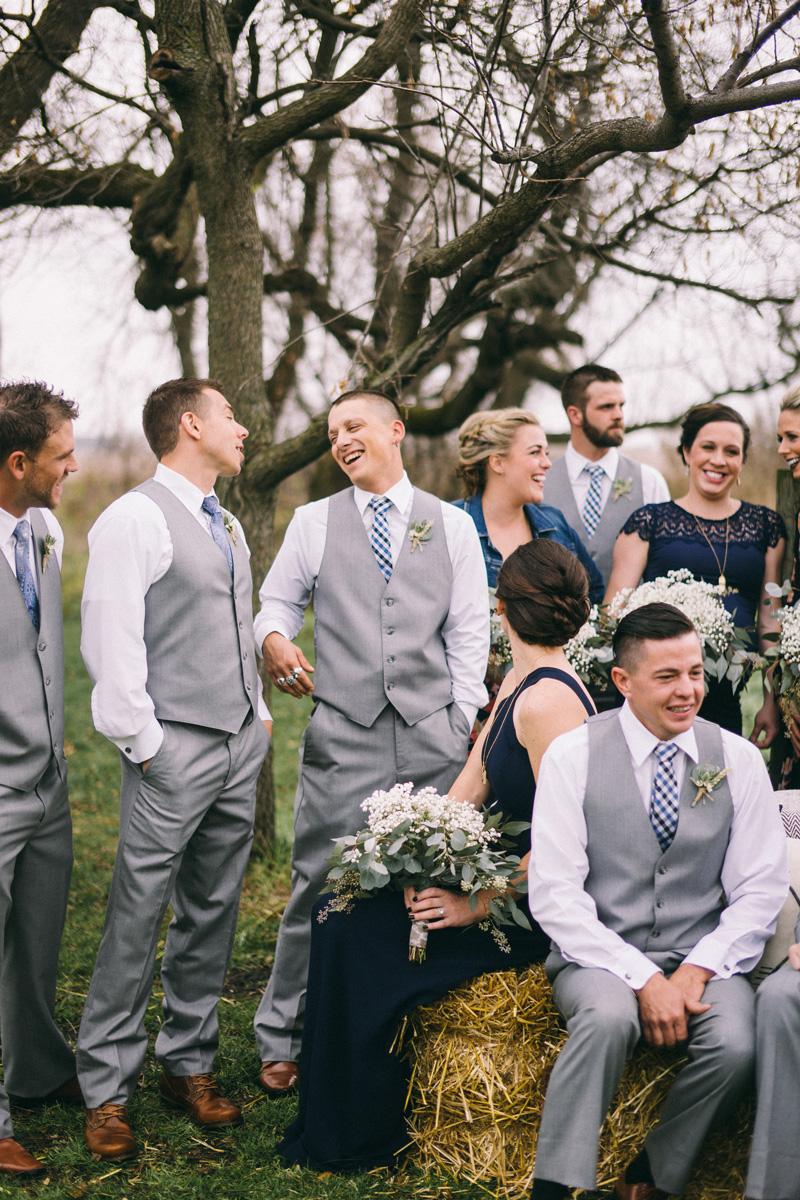 Coops Event Barn Wedding Minnesota
