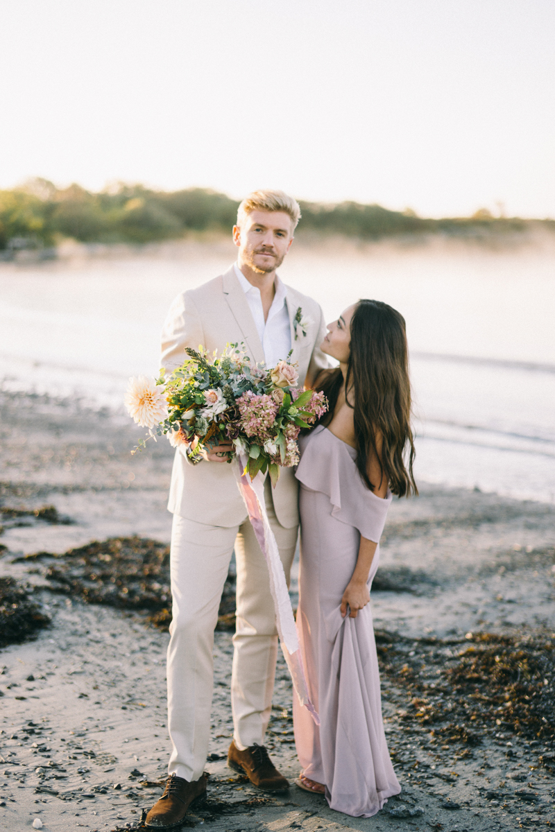 Kettle Cove Wedding Cape Elizabeth Maine