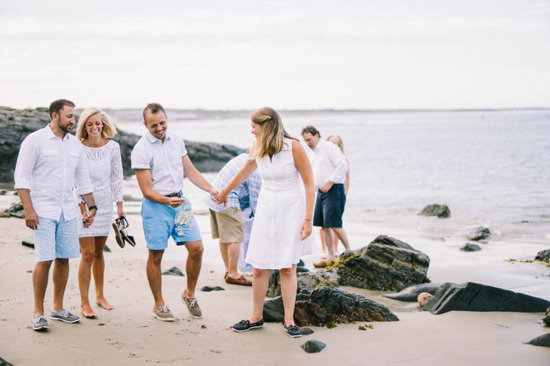 Ogunquit Maine Fine Art Family Portrait