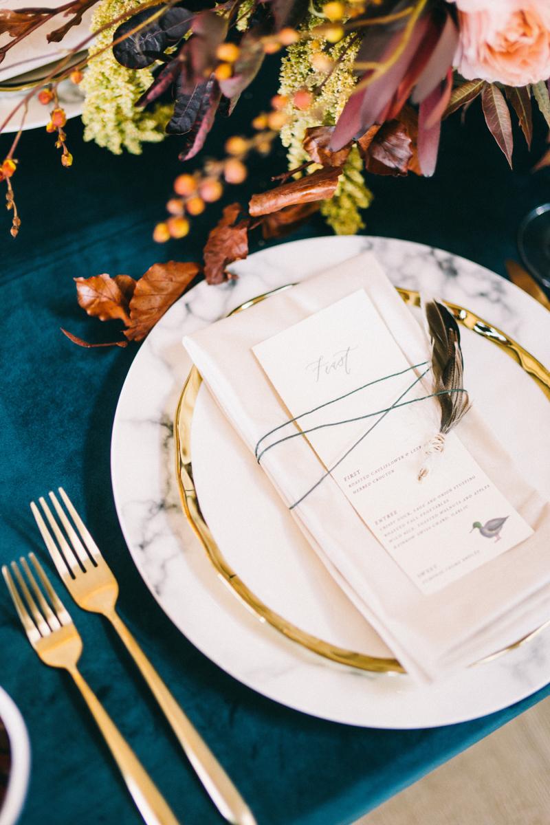 kittery point maine duck inspired wedding