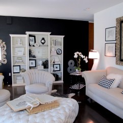 Paint My Living Room Chairs Designs For Try It I Painted Wall Black Jaimee Rose Interiors Am