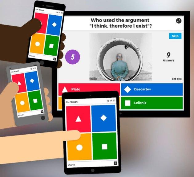 Gamificacion herramienta gratuita en el aula kahoot