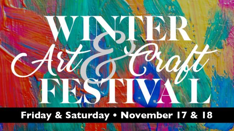 Evansville Museum Winter Fine Art and Craft Festival heading