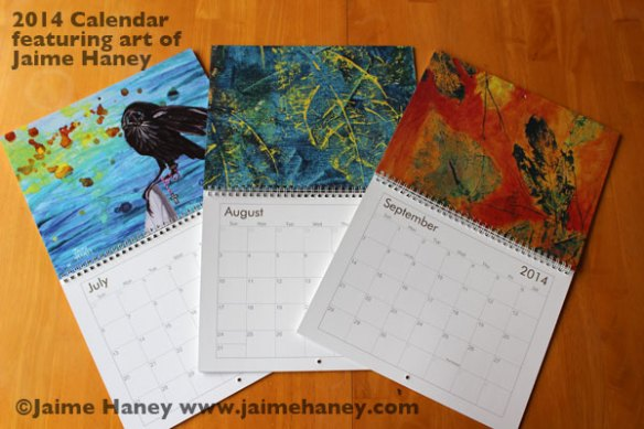2014-Calendar-Jaime-Haney-July-August-September