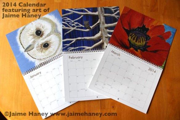 2014-Calendar-January,-February,-March