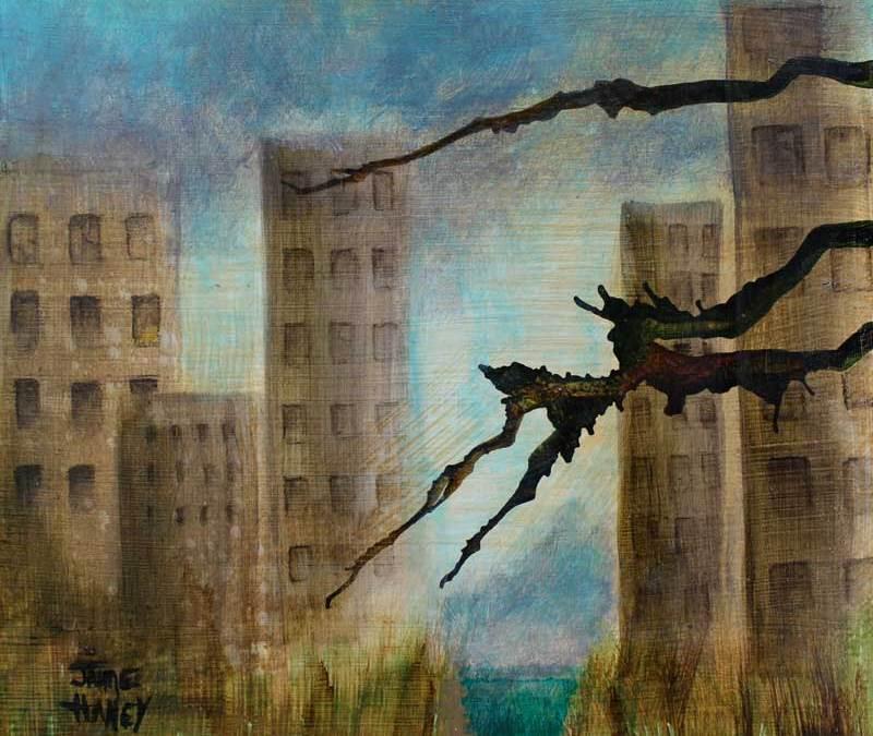 Painting 11 – Return to Avalon