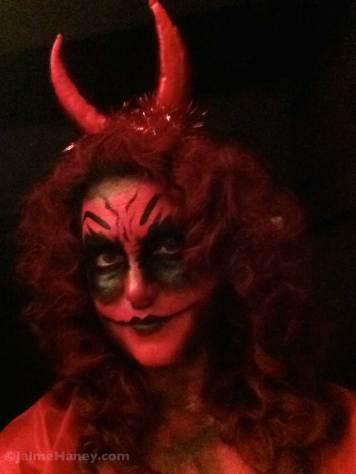 She Devil dramatic shot