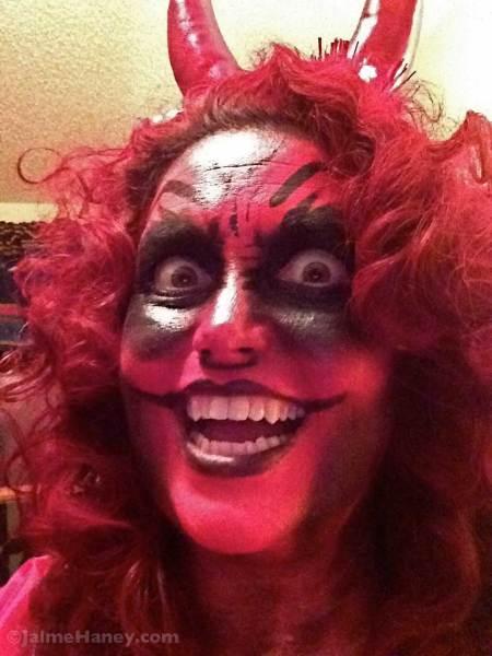 She Devil crazy laughter