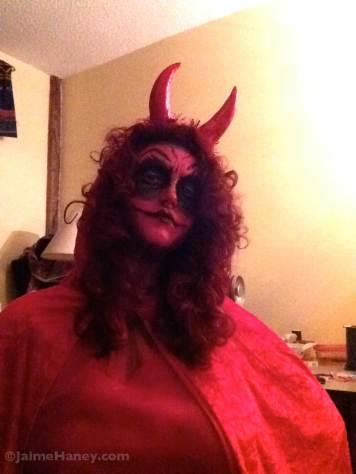 Sizing you up She Devil