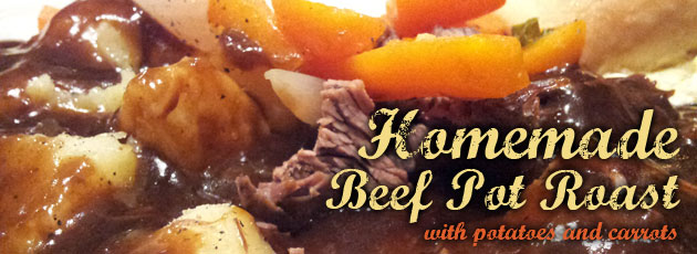 Easy Beef Roast with Potatoes and Carrots Made in a Pressure Cooker