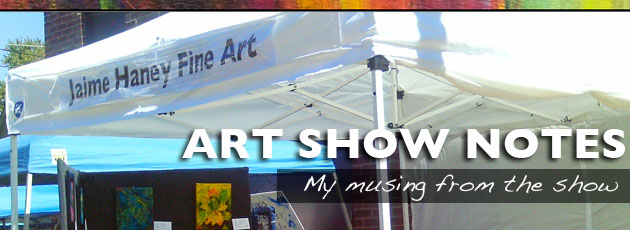 Spring Fling Review – first arts/crafts show of the season