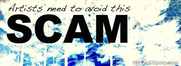 Avoiding a scam