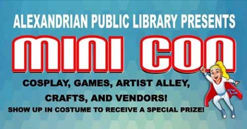 Alexandrian Public Library Mini Con