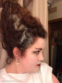 Hair for Bride of Frankenstein