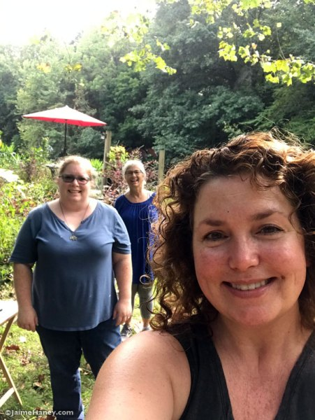 Lori, Sandy and Jaime