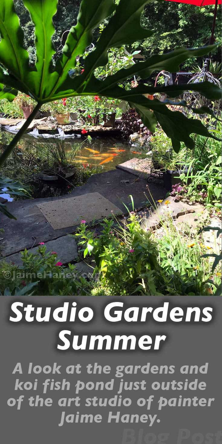 pin for Studio Gardens Summer post