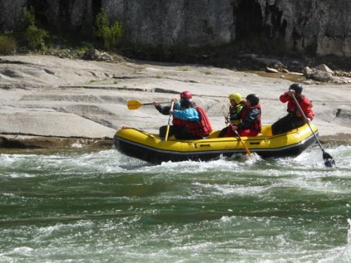 S Raft dalle Louna