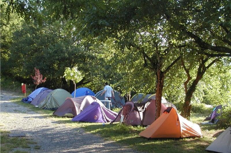 camping balazuc