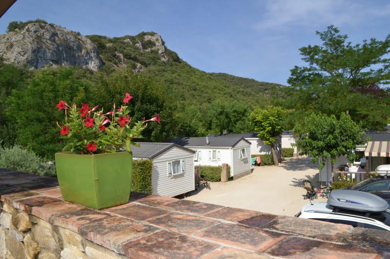 Camping Barjac