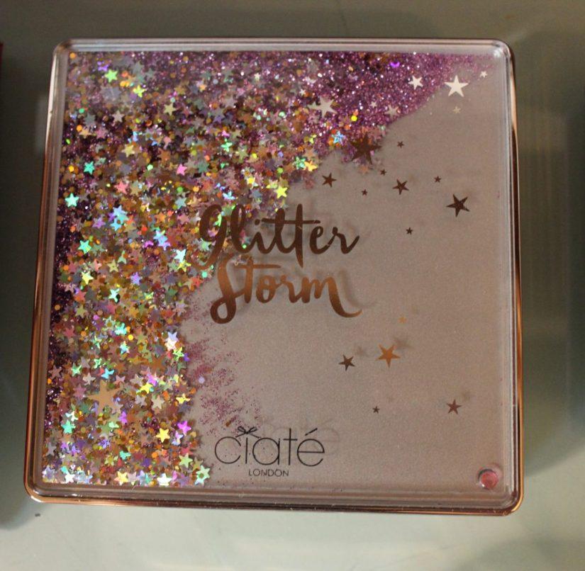 Ciate London Glitter Storm Eye Palette