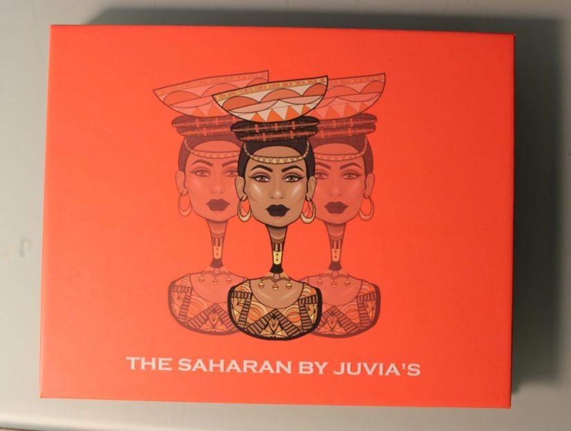 The Saharan Eye Palette by Juvias Place