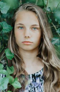 photograph girl eyes