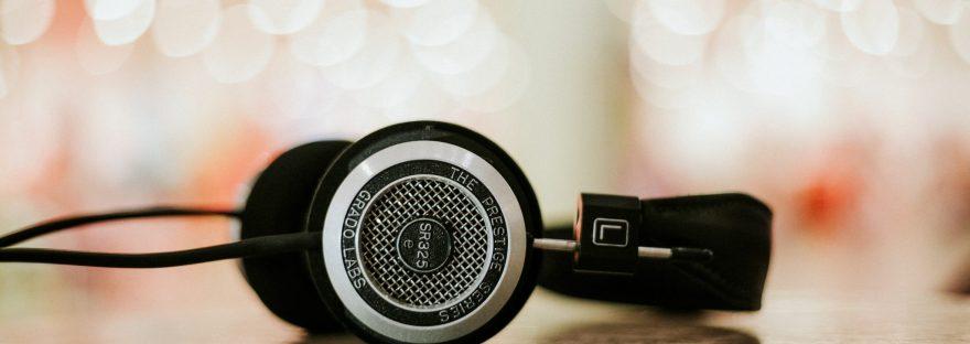 headphones song playlist