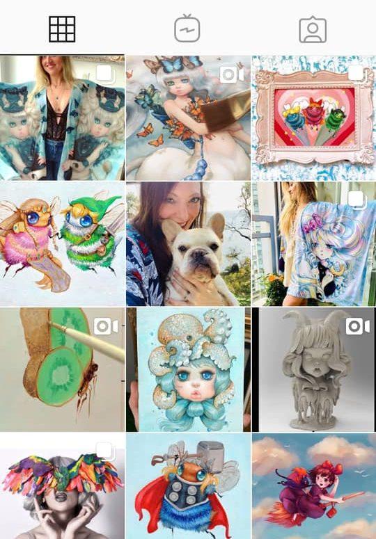 camilla d'errico instagram