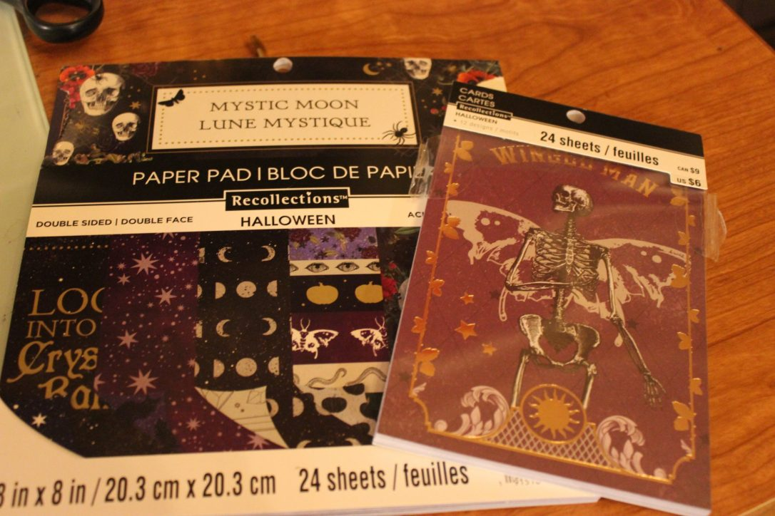 Halloween papers