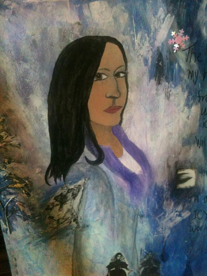 Ice 2011 Painting