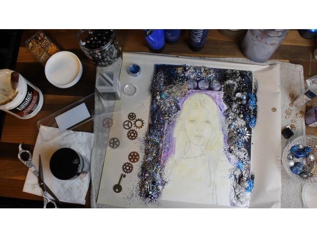 art tutorial trinkets