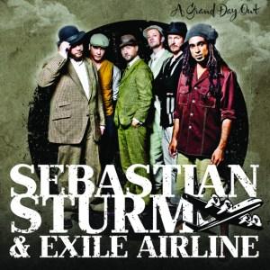 Sebastian Sturm - A Gran Day Out - cover