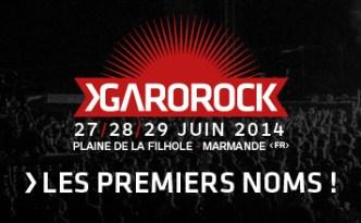 festival garorock du 27 au 19 Juin 2014