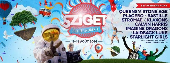 SZIGET 2014 - les premiers noms !