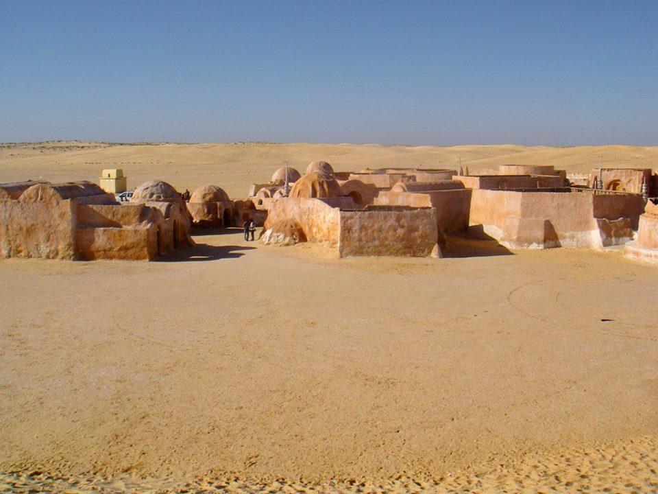 les dunes electroniques - un festival dans les décors de Star Wars