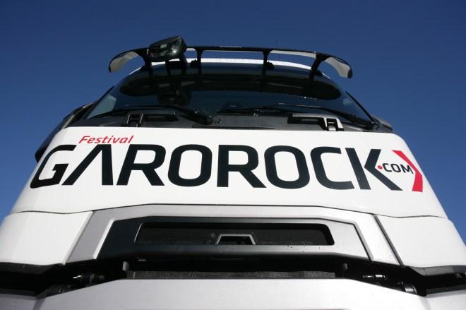 Le Garo'Truck du GAROROCK