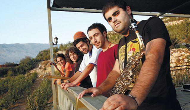 Toot Ard le « reggae  des montagnes » des territoires occupés du plateau du Golan en Syrie